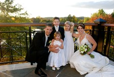 Wedding Photography at Black Bear Cabins and Weddings in Pigeon Forge