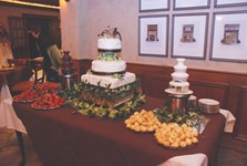 Catering for your wedding in Pigeon Forge.