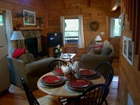 Cabin Rental in Pigeon Forge.