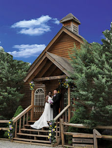 wedding chapel in pigeon forge tn